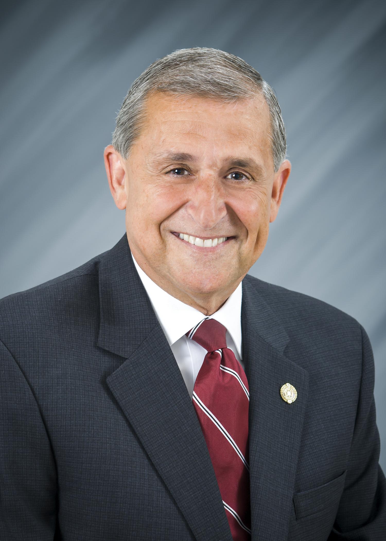 Dr. Jimmy Abraham Photo Sept. 2016